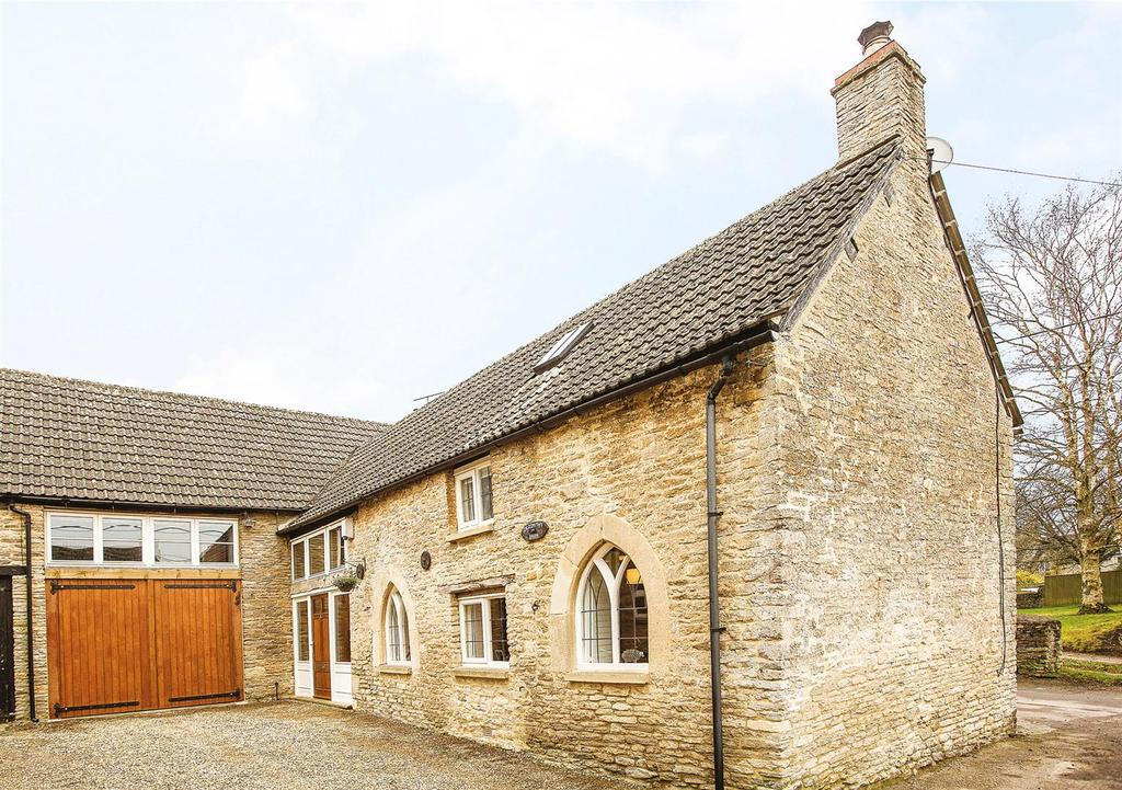4 Bedrooms Barn Conversion Character Property for sale in Meysey Hampton, Cirencester
