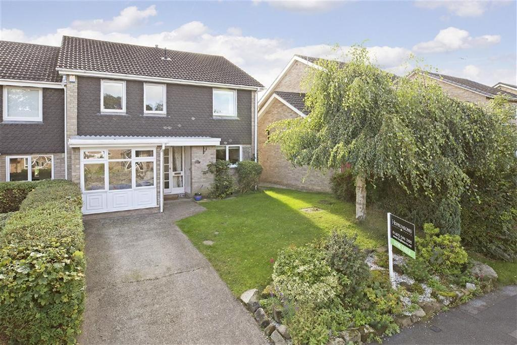 4 Bedrooms Semi Detached House for sale in Old Trough Way, Harrogate, North Yorkshire