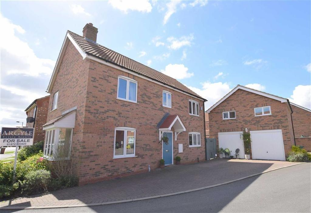 4 Bedrooms Detached House for sale in Pasture Lane, Scartho, North East Lincolnshire