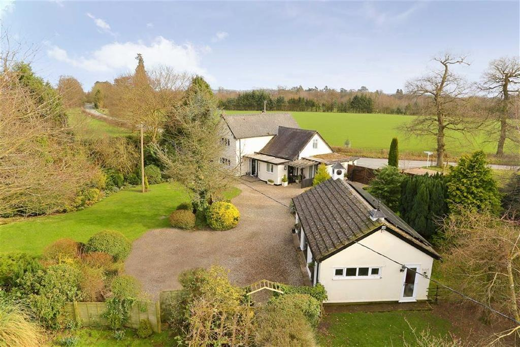 4 Bedrooms Country House Character Property for sale in Aston, Oswestry, SY11
