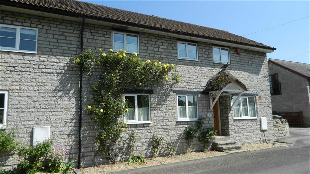 3 Bedrooms Semi Detached House for sale in East Lydford, Somerton, Somerset, TA11