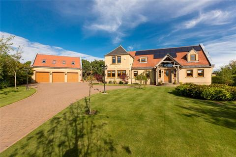5 bedroom detached house for sale - Tamley House, 1 Bramble Lane, Foodieash, Cupar, Fife, KY15