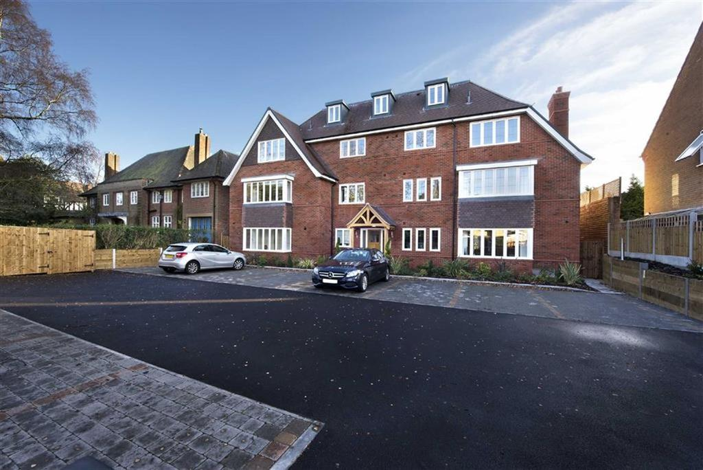 2 Bedrooms Penthouse Flat for sale in Digby Road, Sutton Coldfield