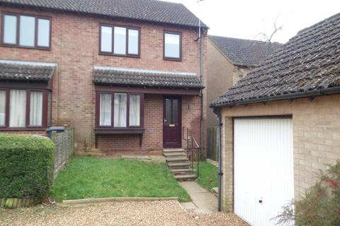 3 bedroom semi-detached house to rent - Sentinel Road, West Hunsbury, Northampton