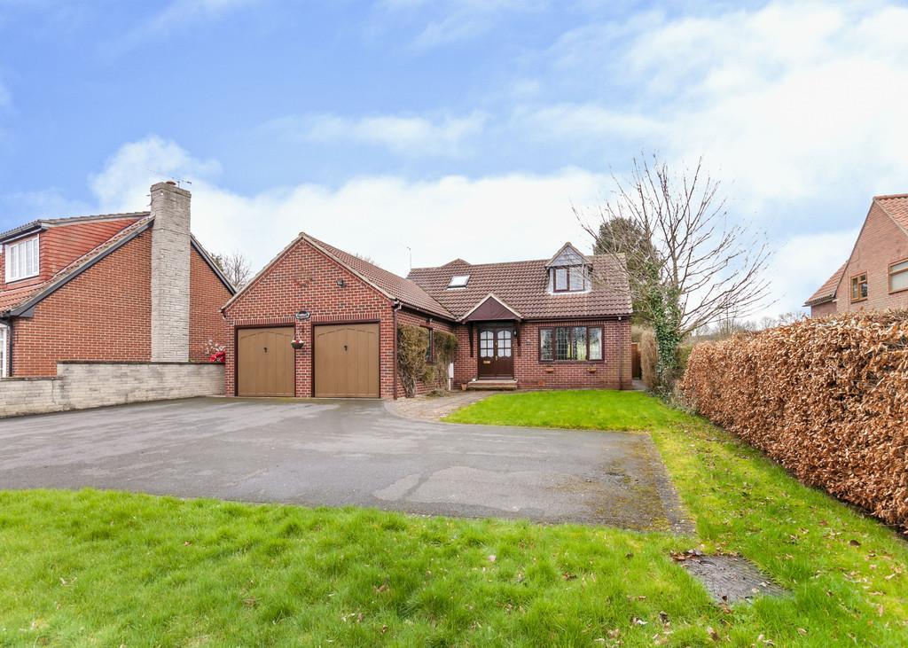 4 Bedrooms Detached House for sale in Little Gringley Lane, Welham, Retford