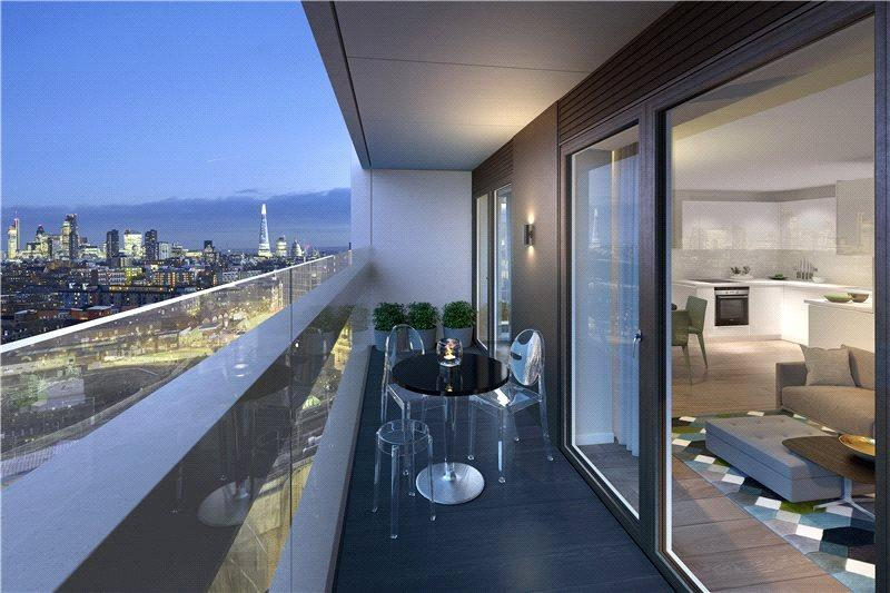2 Bedrooms Flat for sale in A71, XY Apartments, Maiden Lane, London, NW1