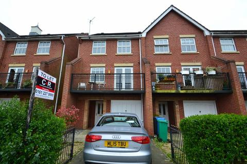 4 bedroom terraced house to rent - Brantingham Road Whalley Range. Manchester. M16 8SA.