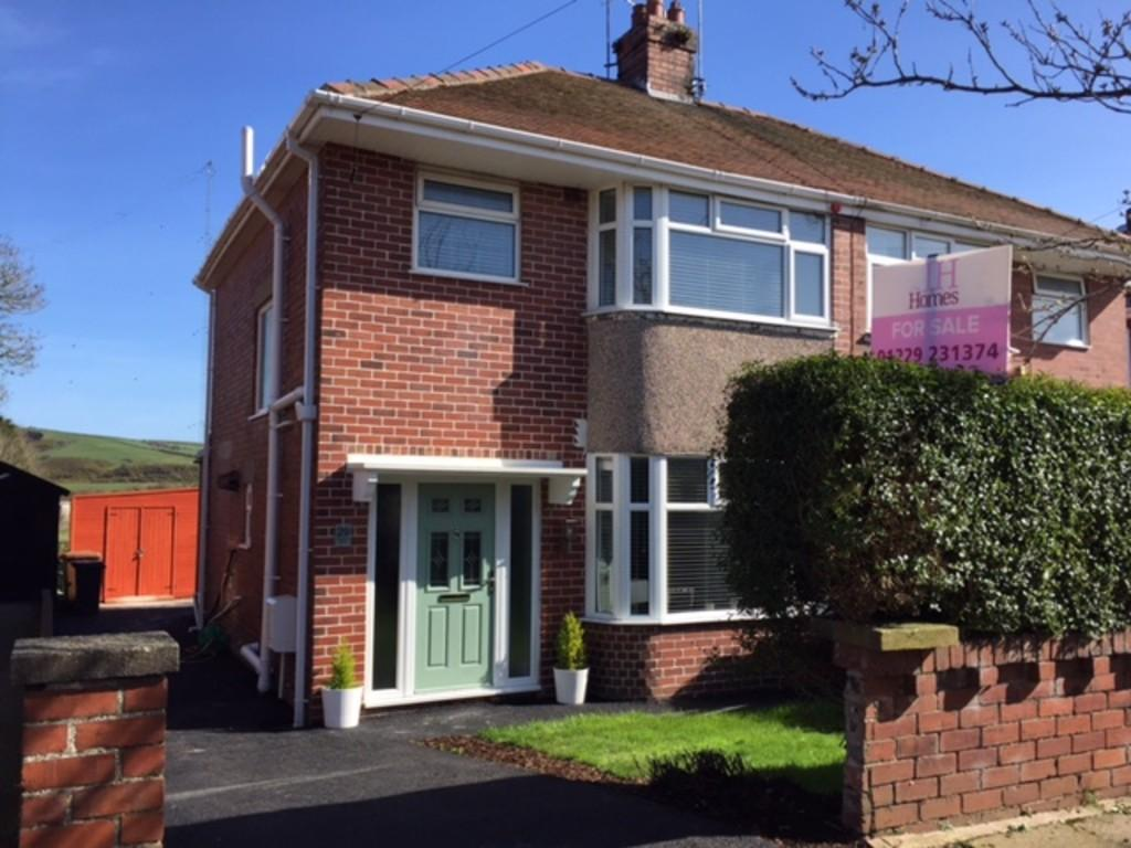 3 Bedrooms Semi Detached House for sale in Maylands Grove, Barrow-in-Furness