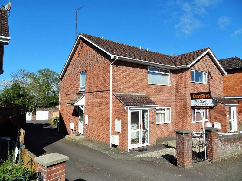 1 Bedroom Apartment Flat for sale in Taunton Road, Bridgwater