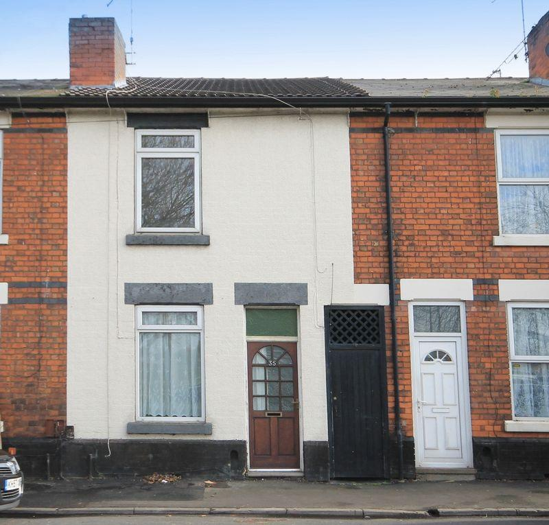 2 Bedrooms Terraced House for sale in COTTON LANE, ALLENTON