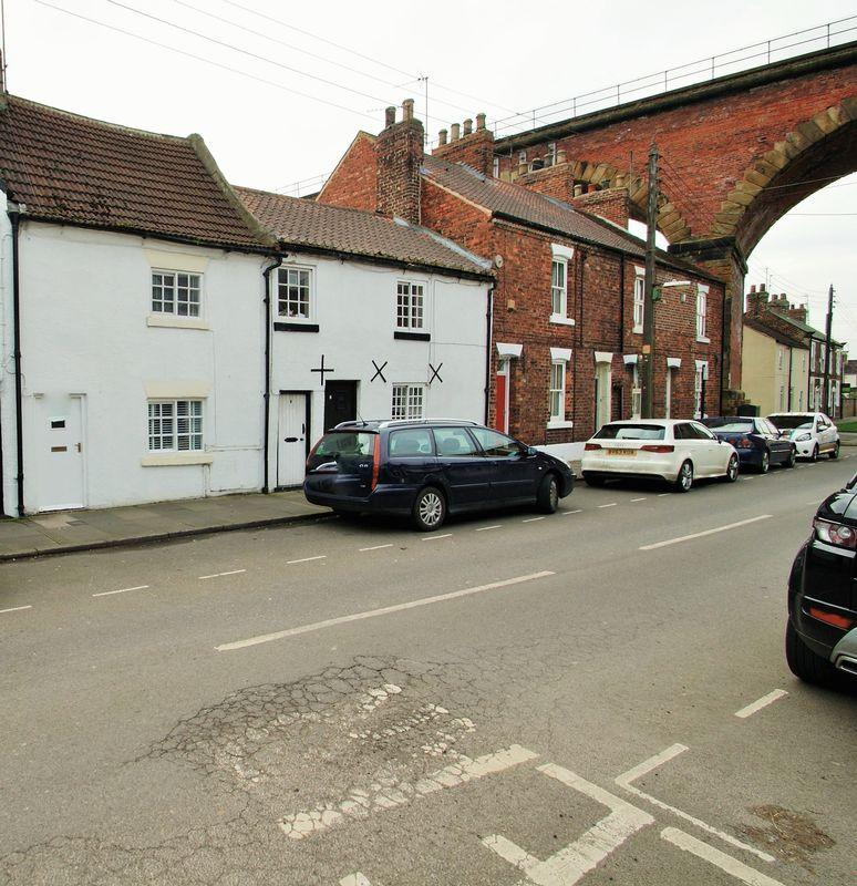 2 Bedrooms Cottage House for sale in Bridge Street, Yarm