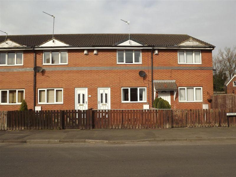 2 Bedrooms Terraced House for sale in Western Terrace, Dudley