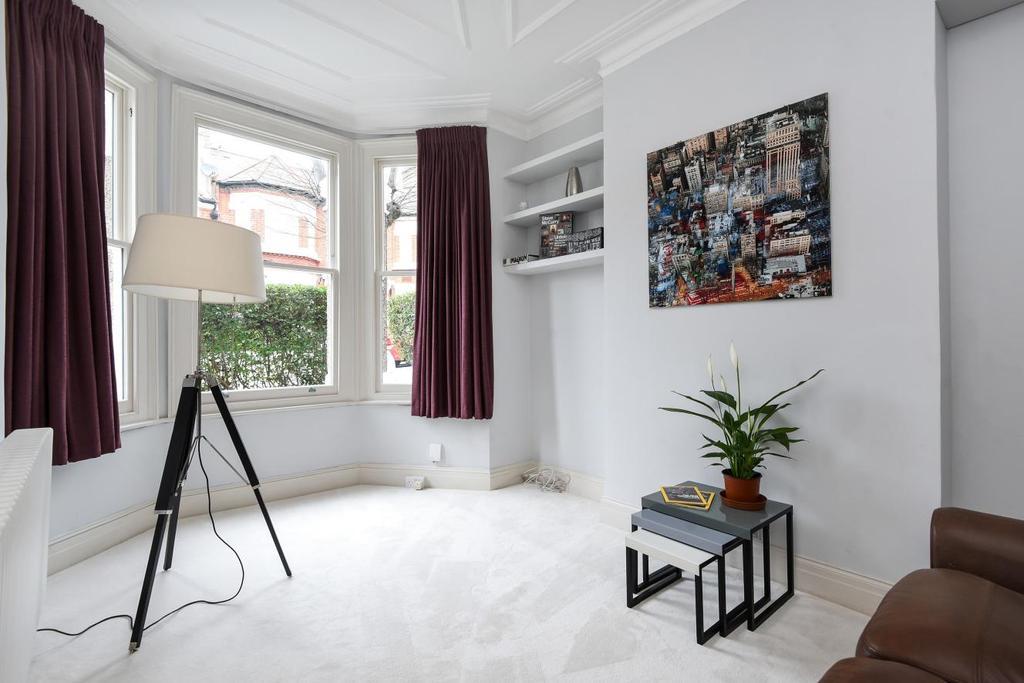 1 Bedroom Flat for sale in Bramfield Road, Battersea, SW11