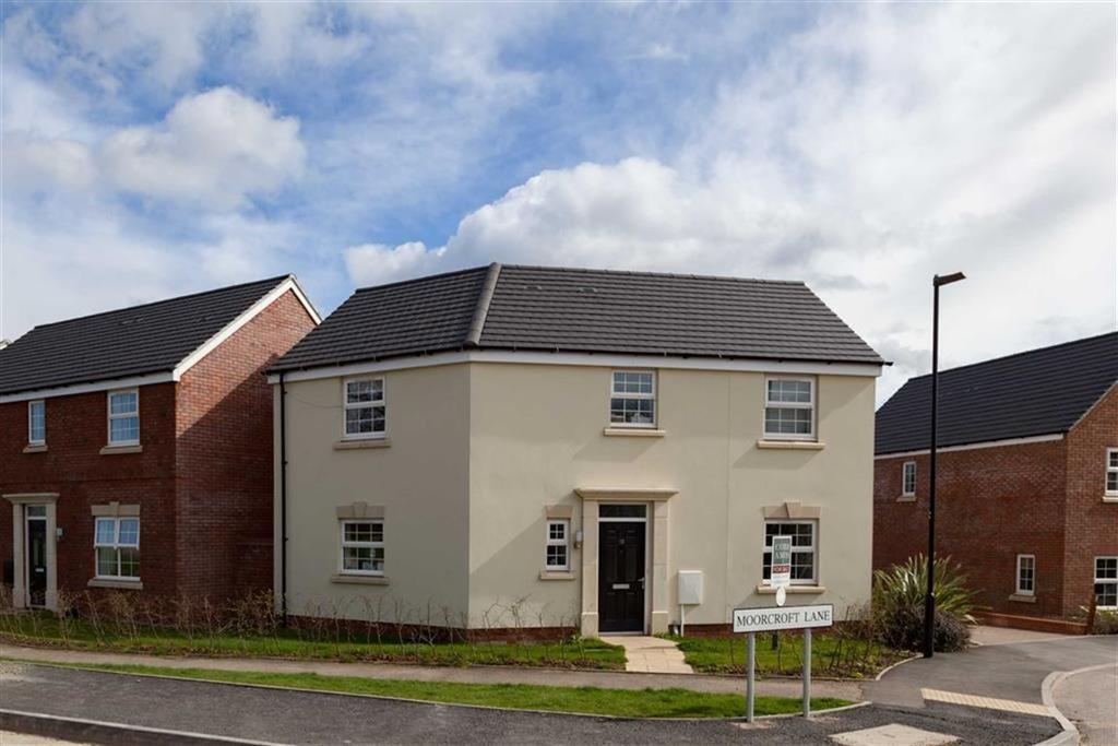 3 Bedrooms Detached House for sale in Bran Rose Way, THE FURLONGS, Hereford