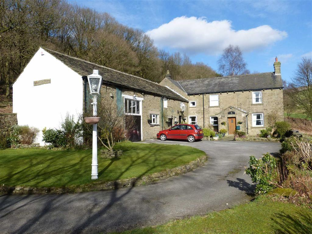 4 Bedrooms Detached House for sale in Sheffield Road, Glossop