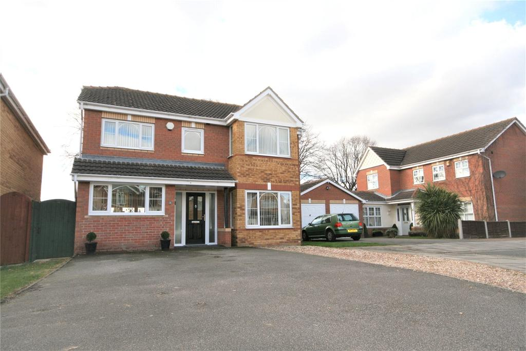 4 Bedrooms Detached House for sale in Haigh Court, Grimsby, DN32