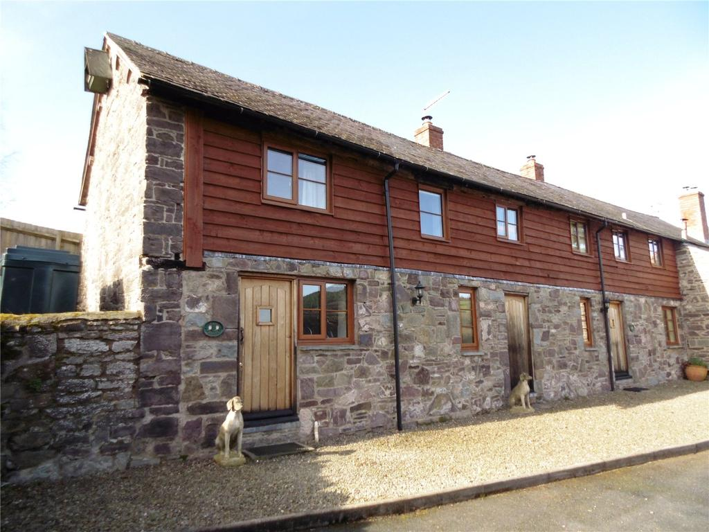 2 Bedrooms Barn Conversion Character Property for rent in Guilden Down Road, Clun, Craven Arms, Shropshire