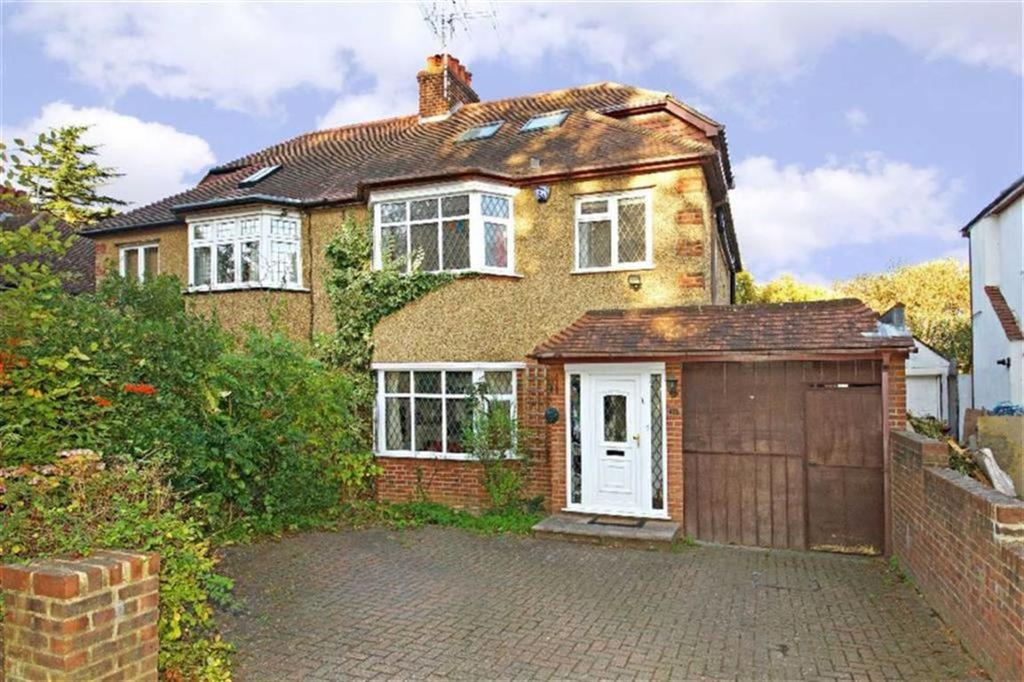 4 Bedrooms Semi Detached House for sale in Watling Street, Radlett, Hertfordshire