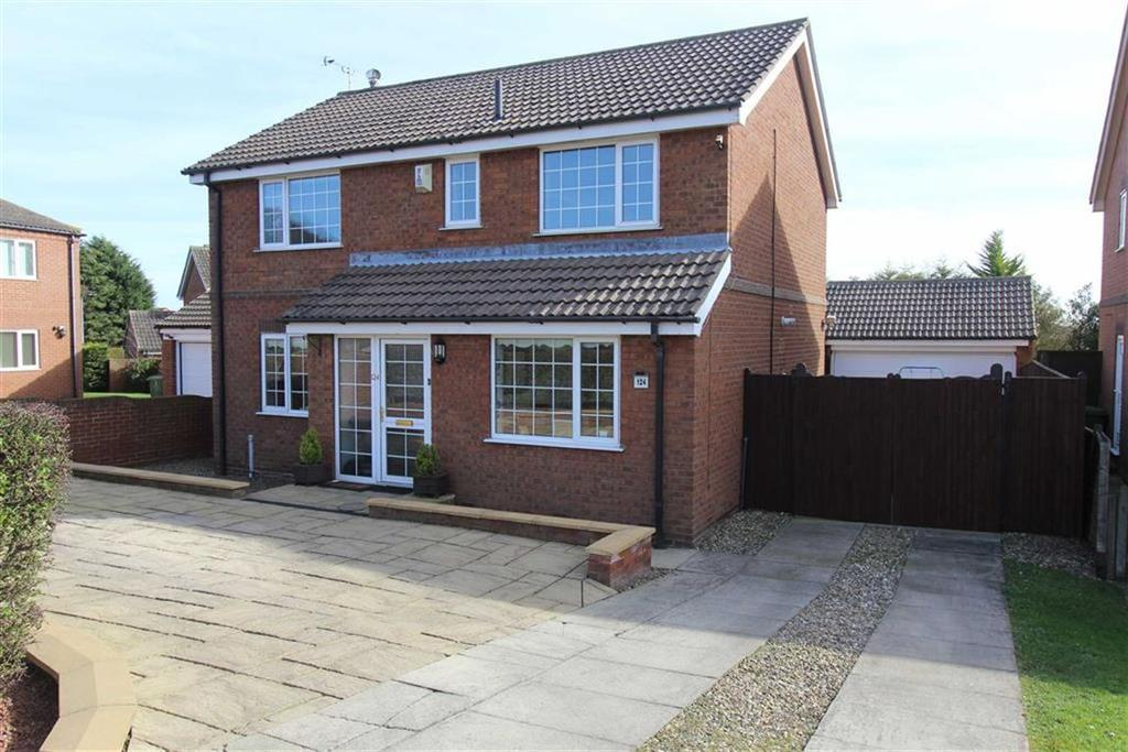 4 Bedrooms Detached House for sale in West Crayke, Bridlington, YO16