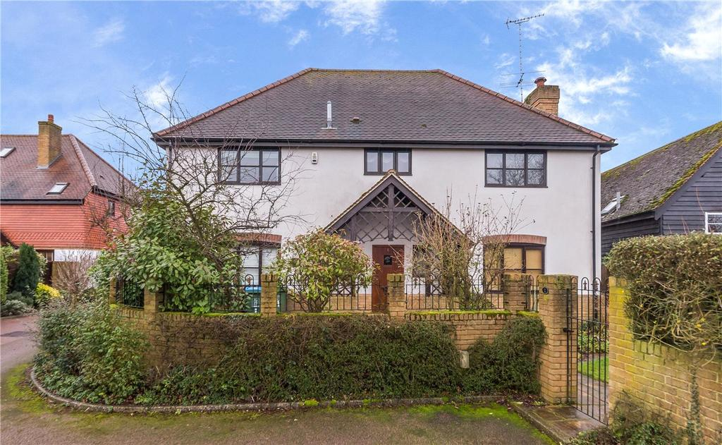 4 Bedrooms Detached House for sale in The Willows, Edlesborough