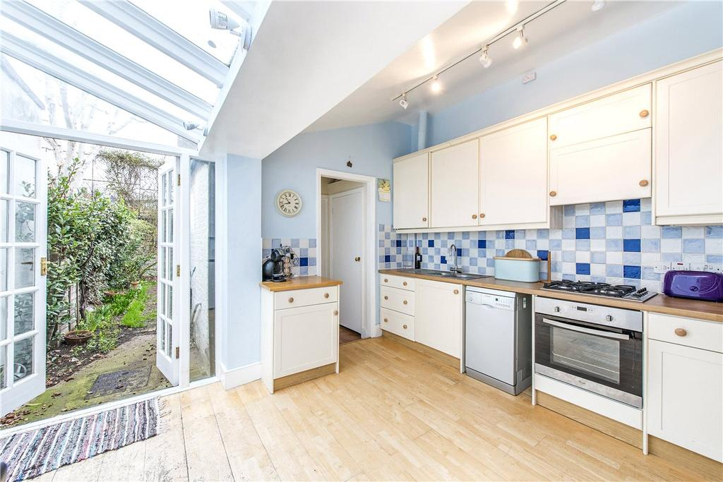 2 Bedrooms Terraced House for sale in Bellamy Street, London, SW12
