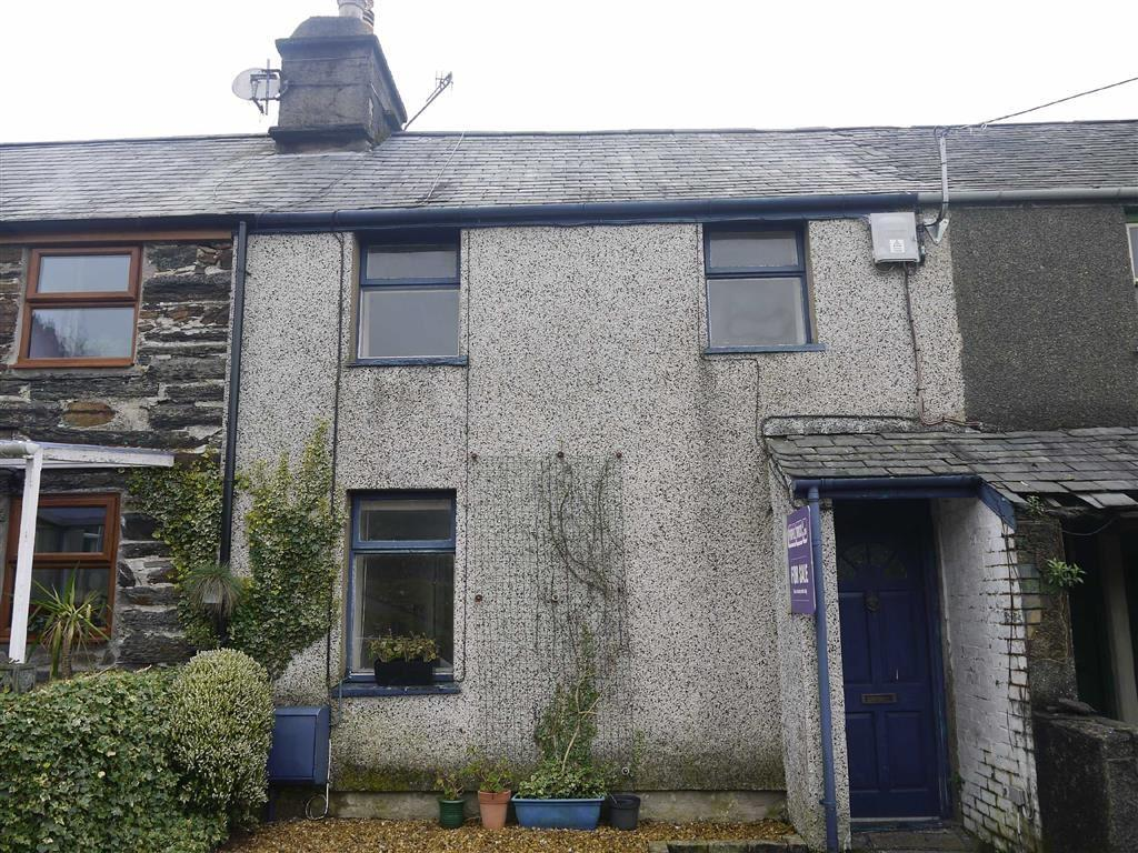2 Bedrooms Terraced House for sale in Bethel, Penrhyndeudraeth