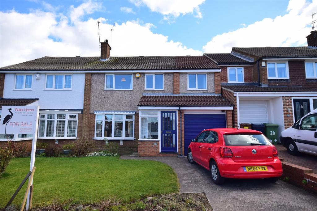 4 Bedrooms Semi Detached House for sale in Healey Drive, Sunderland