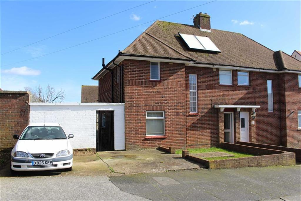 3 Bedrooms Semi Detached House for sale in Amberley Drive, Hove, East Sussex