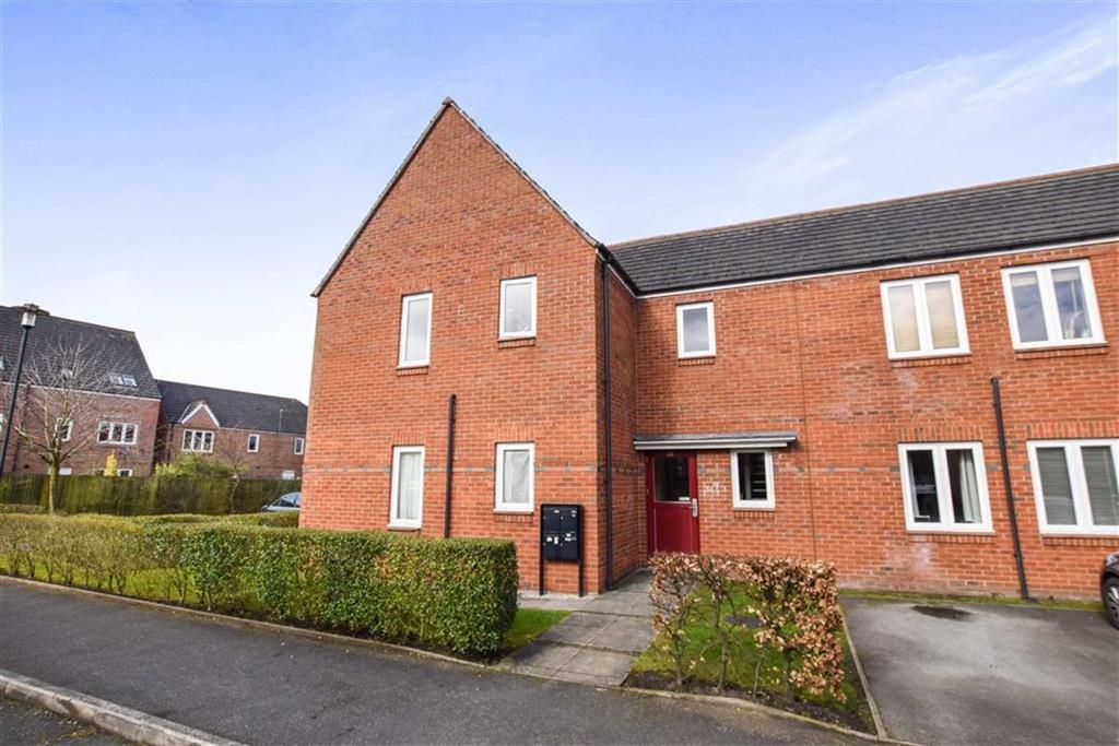 2 Bedrooms Apartment Flat for sale in Parkgate Road, Altrincham, Cheshire, WA14