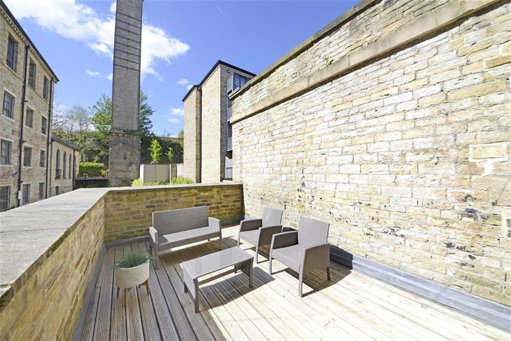 1 Bedroom Apartment Flat for sale in Parkwood Mills (1st Floor), Stoney Lane, Huddersfield, HD3