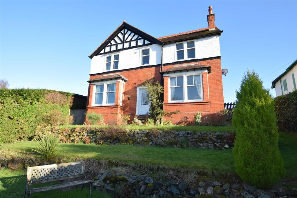 5 Bedrooms Detached House for sale in Uplands, Watling Street North, Church Stretton SY6 7AR