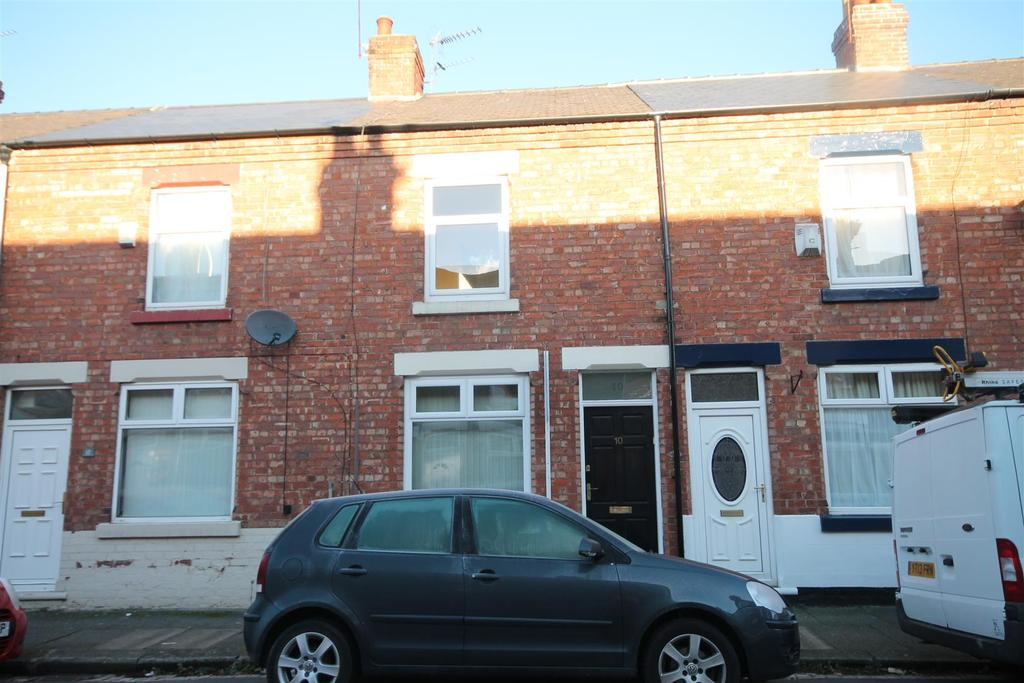 2 Bedrooms Terraced House for sale in Rosebery Street, Darlington