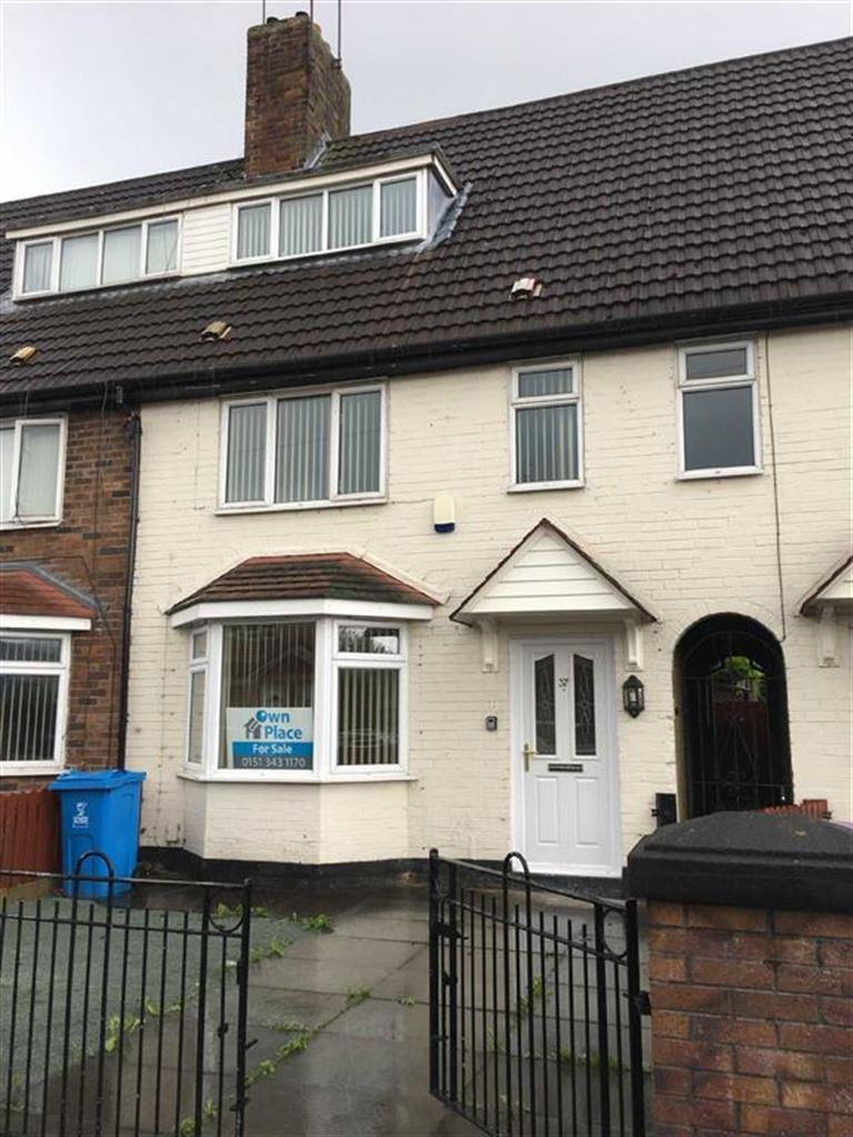 Terraced House for sale in Gainford Road, Liverpool, Merseyside