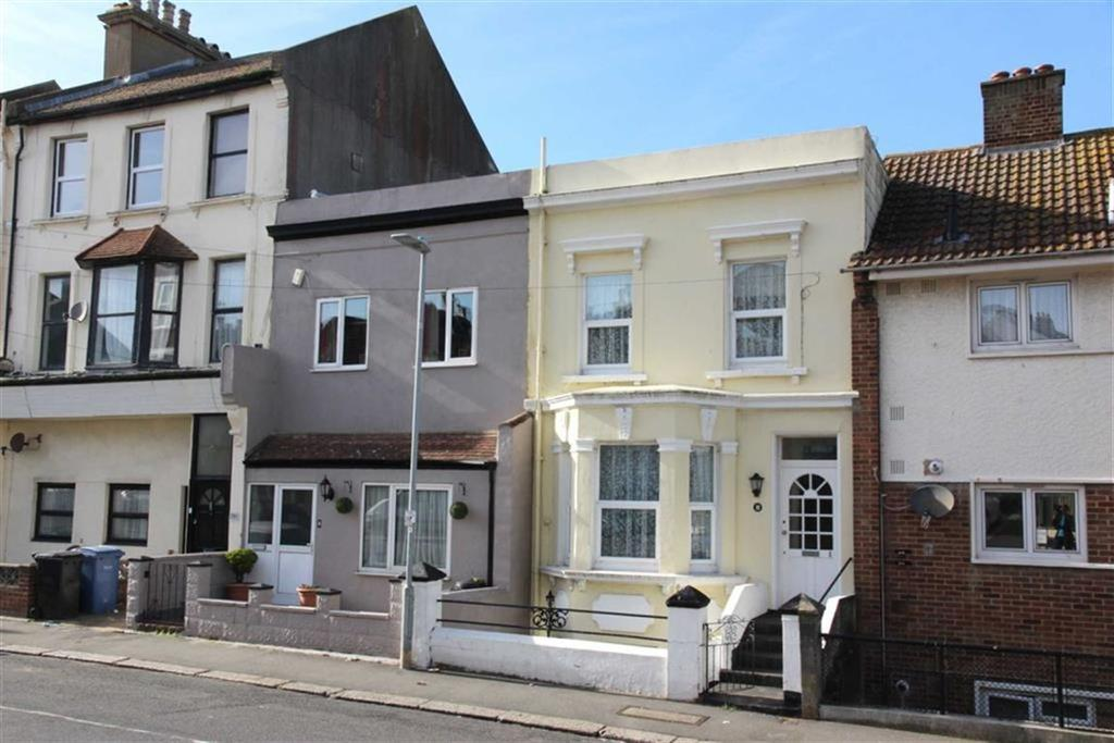 3 Bedrooms Terraced House for sale in St Georges Road, Hastings