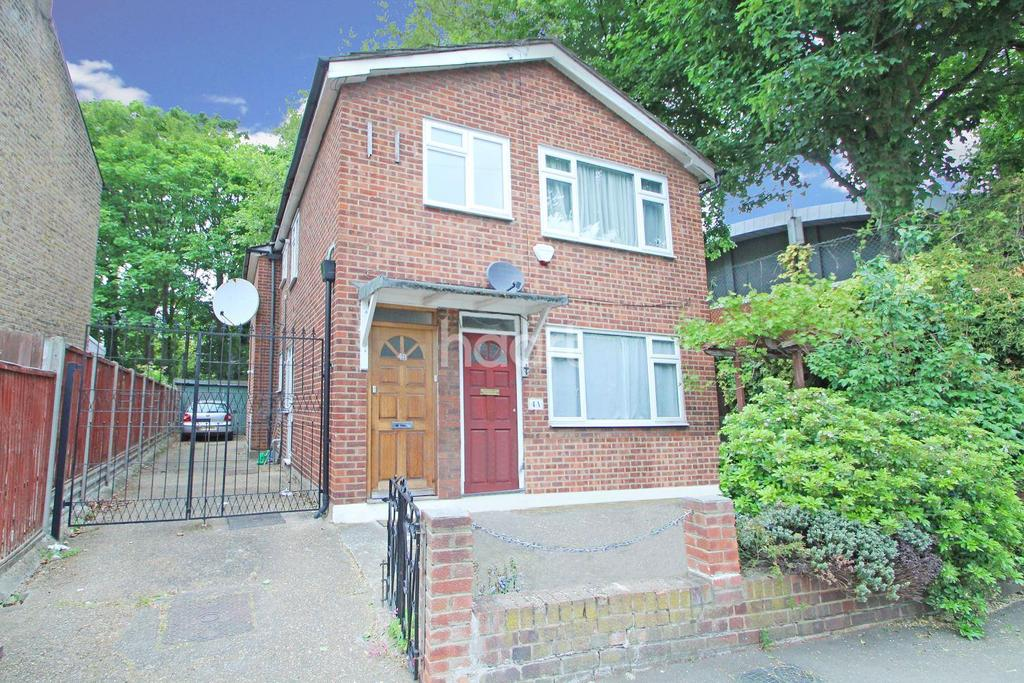 2 Bedrooms Flat for sale in Forest Road, Leytonstone