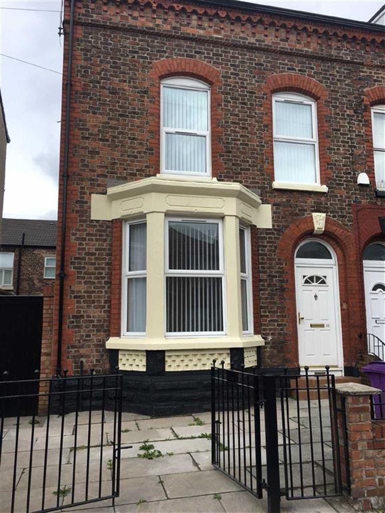 3 Bedrooms Semi Detached House for sale in Stanley Street, Liverpool, Merseyside