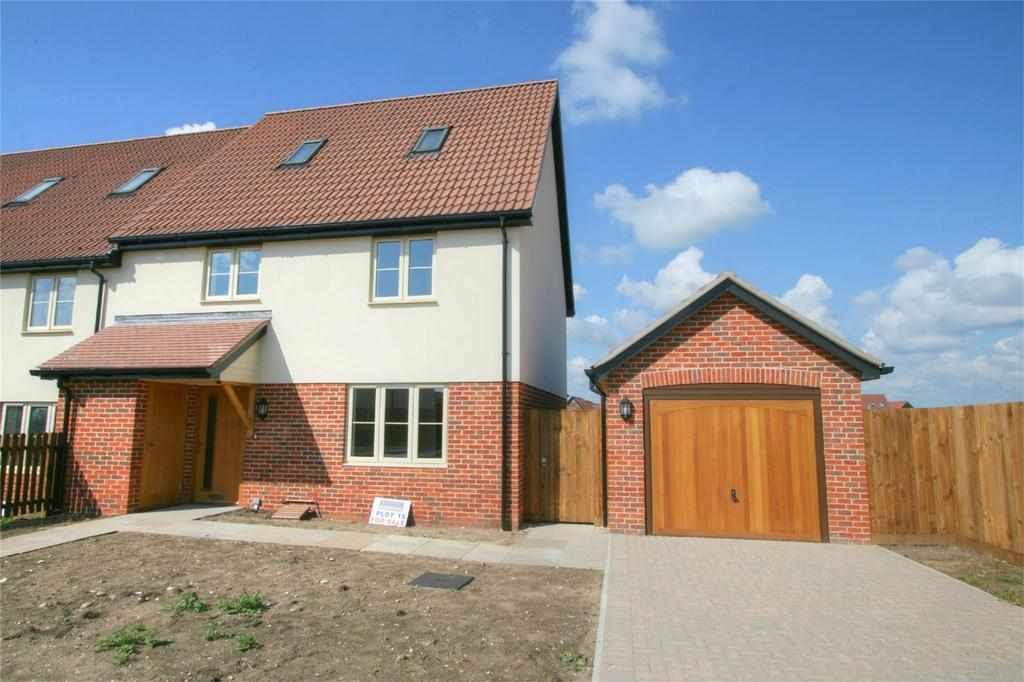 3 Bedrooms End Of Terrace House for sale in Kenninghall Road, East Harling, NR16 2QD, Norfolk