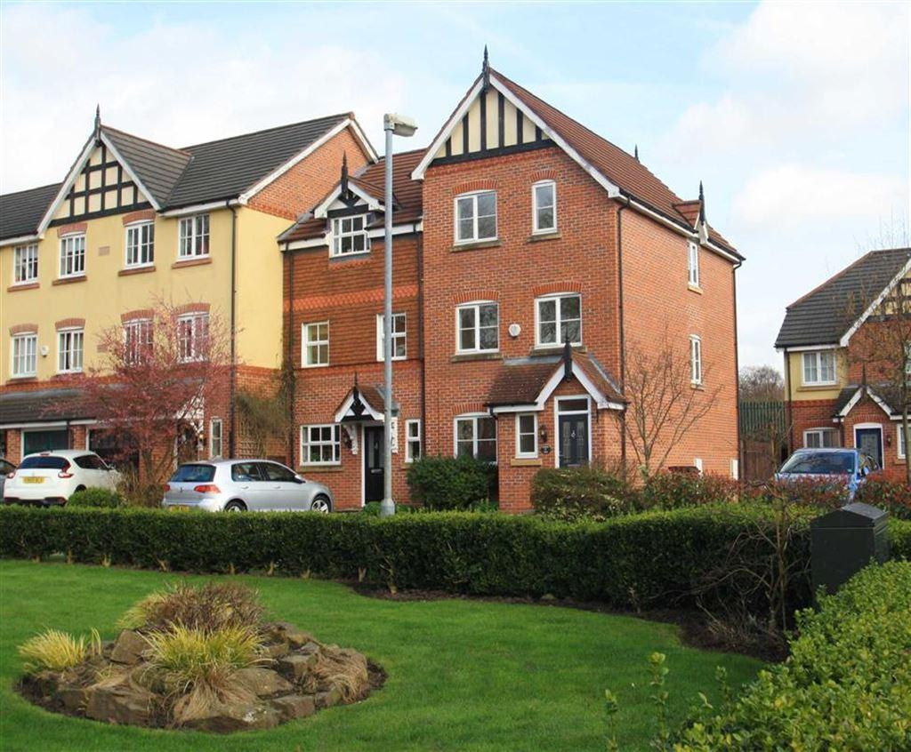 4 Bedrooms Town House for sale in Finsbury Way, Handforth