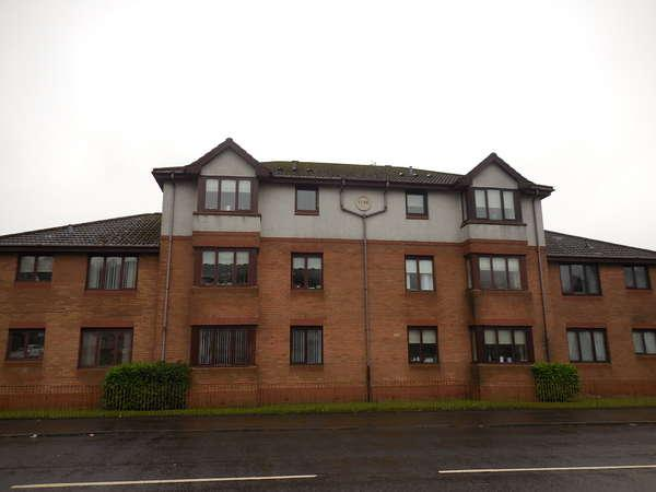 2 Bedrooms Flat for sale in 3F Glebe Court, Old Kilpatrick, Glasgow, G60 5JY