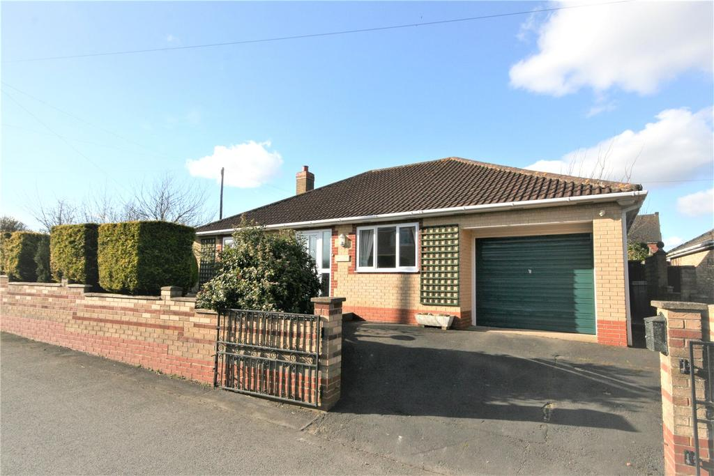 3 Bedrooms Detached Bungalow for sale in South Rise, Binbrook, LN8