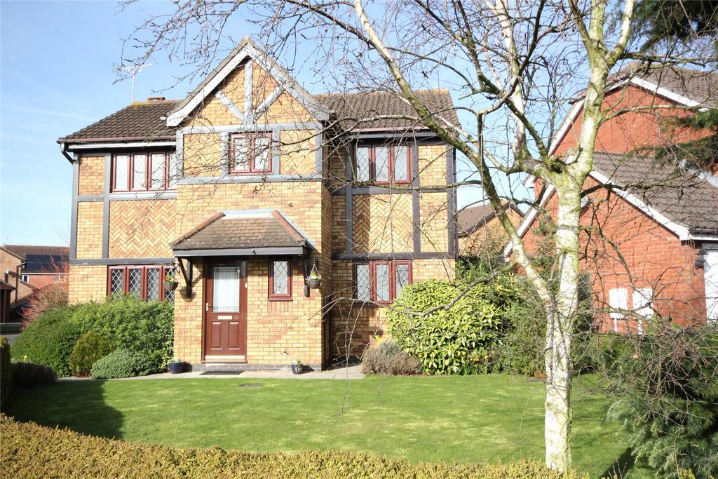 4 Bedrooms Detached House for sale in Harvest Way, Sleaford, NG34