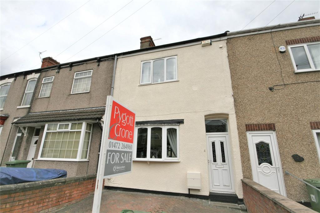 3 Bedrooms Terraced House for sale in Hainton Avenue, Grimsby, DN32