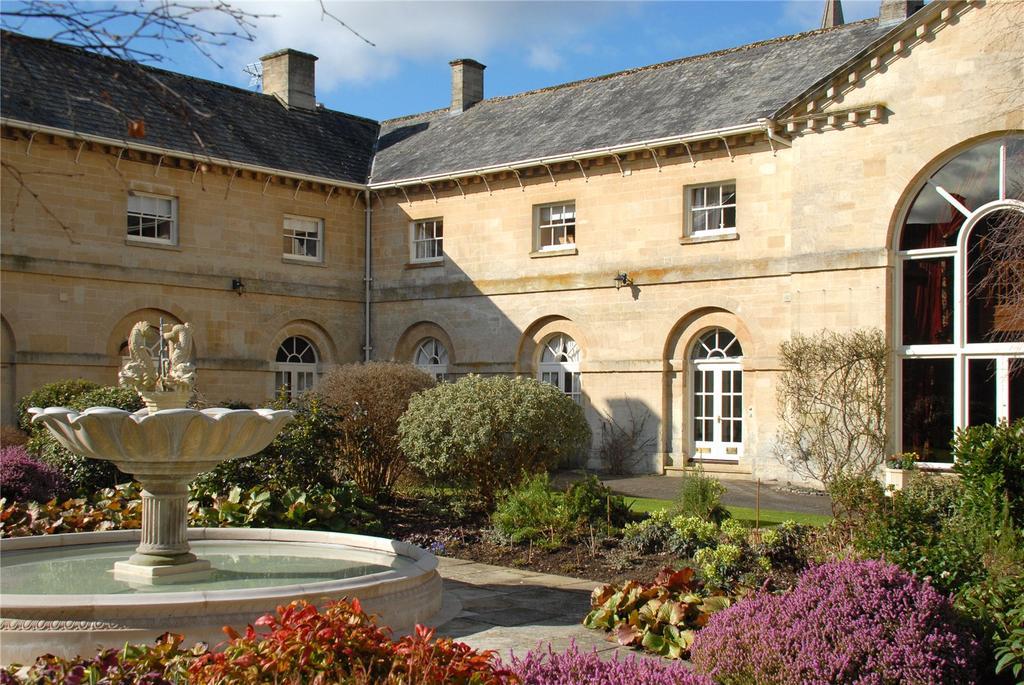 3 Bedrooms Terraced House for sale in Sherborne Stables, Sherborne, Cheltenham, Gloucestershire, GL54