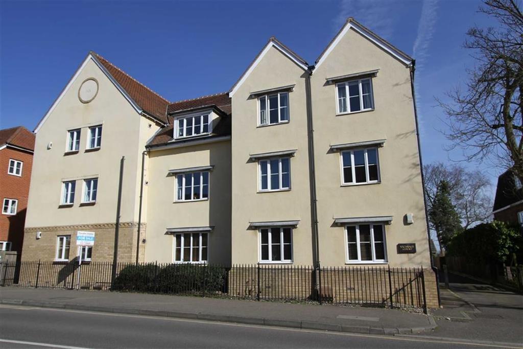2 Bedrooms Flat for sale in Vicarage Court, Billericay, Essex, CM12 9JW
