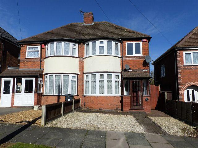 3 Bedrooms Semi Detached House for sale in Cramlington Road,Great Barr,Birmingham