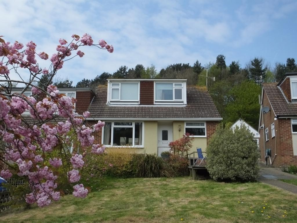 3 Bedrooms Semi Detached House for sale in Valebrook Close, Folkestone, CT20