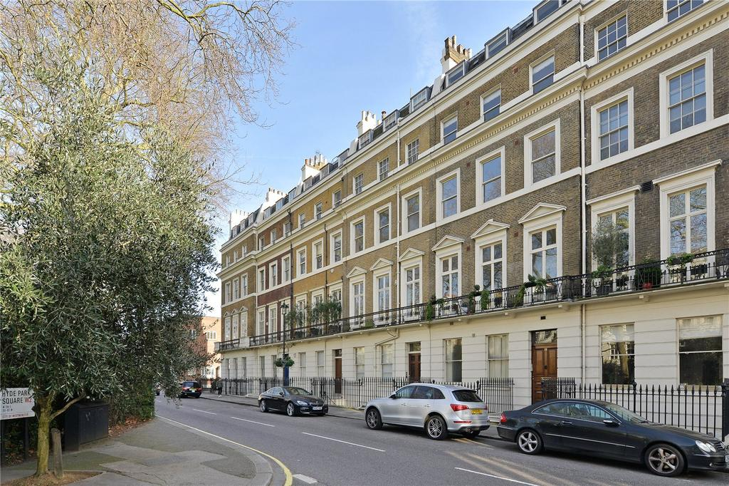 2 Bedrooms Flat for sale in Hyde Park Square, London