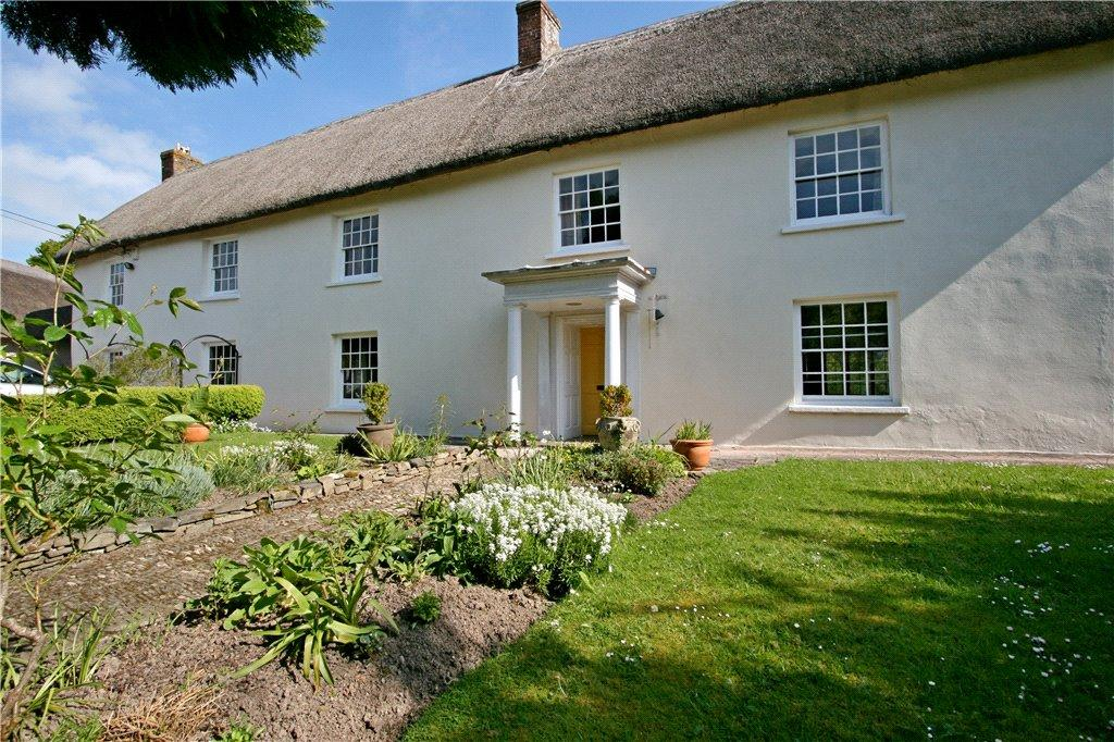 6 Bedrooms Detached House for sale in Bush House, Spreyton, Crediton, Devon