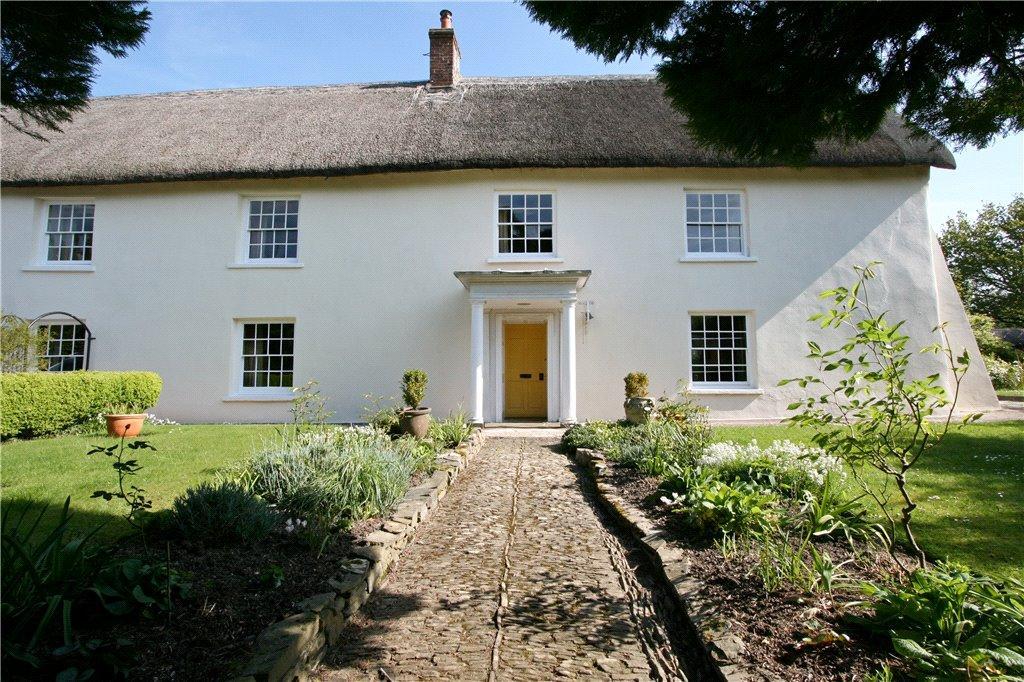 9 Bedrooms Detached House for sale in Spreyton, Crediton, Devon