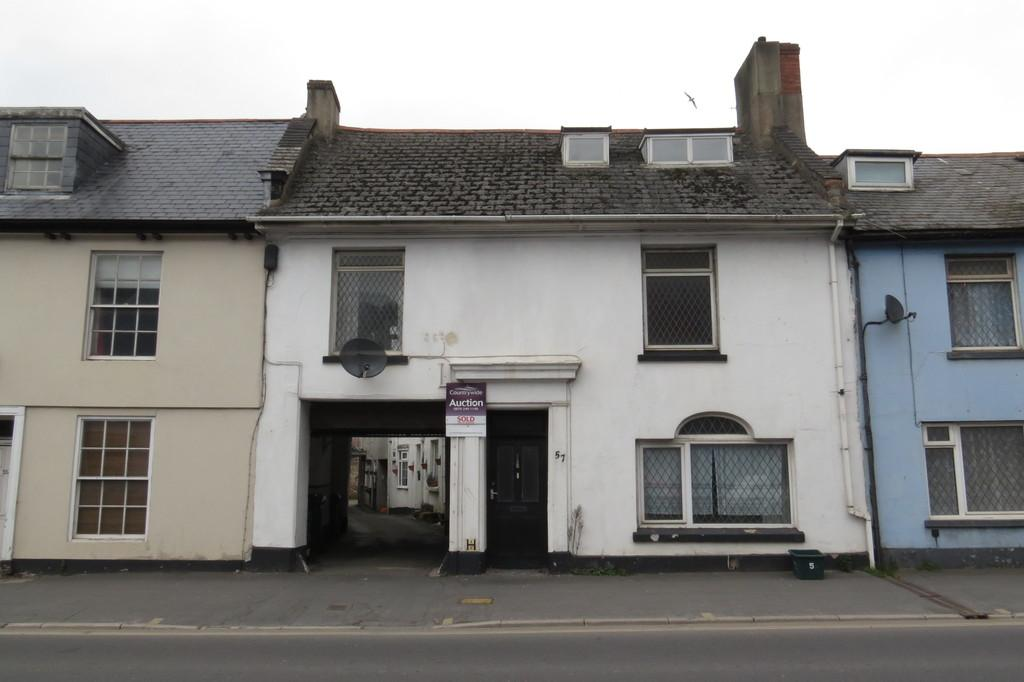 4 Bedrooms Terraced House for sale in East Street, Newton Abbot